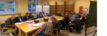 2014: Arbeitskreis stellt Pläne erstmals dem Vereinsforum vor