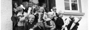 1915: Gründung der Grundschule im Dorf